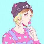 Рисунок профиля (Каролина Кикоть)