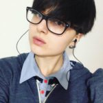 Рисунок профиля (Юлия Зинько)